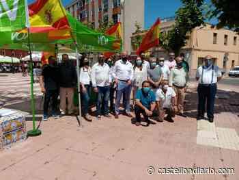"""VOX organiza """"Mesa Informativa"""" en Oropesa del Mar - Castellón Diario. Periódico Digital. Noticias de Castellón"""