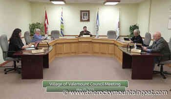Valemount Council Notes: Community projects, salmon tank program, and housing needs funding - The Rocky Mountain Goat