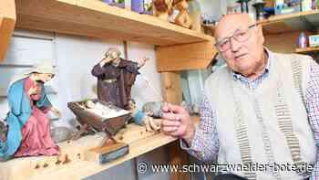 Haigerloch - Eine neue Windel für das Jesuskind - Schwarzwälder Bote