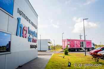 Carreta do Hospital de Amor faz exames de mamografia gratuitos em Andradina - G1