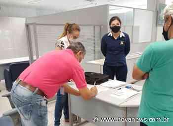 Nova Andradina - Agências da Caixa Econômica e do Banco Bradesco são - Nova News