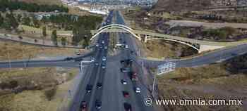 Puente entre El Rejón y El Encino lleva un avance del 60 por ciento - Omnia