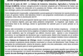 Empresarios de Chiriquí exigen la suspensión de la cuarentena total - La Estrella de Panamá