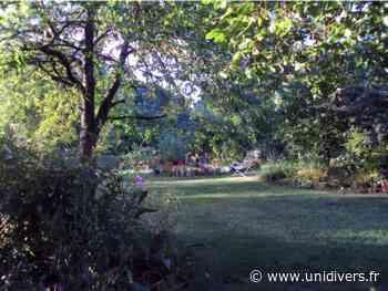 Visite du jardin de Stéphane et Jacqueline - Unidivers
