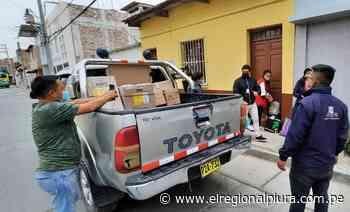 ODPE Piura 1 inicia el despliegue del material electoral hacia Huancabamba y Morropón - El Regional