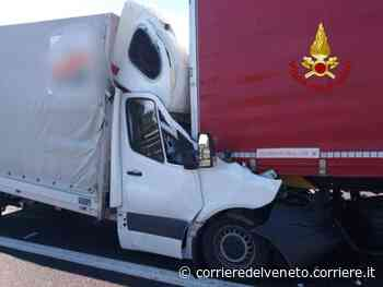 A4, ancora un incidente mortale: traffico a rilento verso Portogruaro - Corriere della Sera