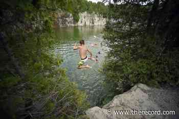 Elora Quarry opens Monday with advance tickets only - TheRecord.com