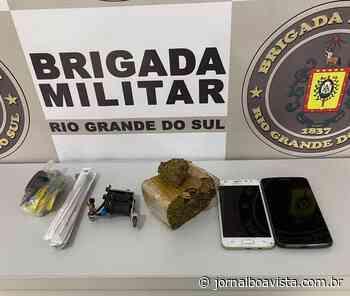 Brigada Militar prende duas pessoas após arremessos no presídio de Erechim - Jornal Boa Vista