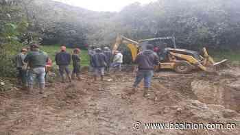 Invierten $ 500 millones para arreglo de vías en Chitagá | Noticias de Norte de Santander, Colombia y el mundo - La Opinión Cúcuta