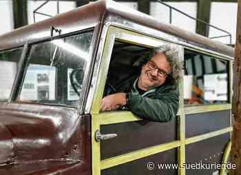 Schmuckstück mit Geschichte: Der Salzgitter-Jeep, der auch in Waldshut ... | SÜDKURIER Online - SÜDKURIER Online