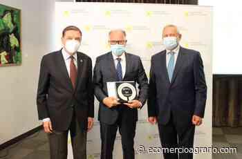 """Granada La Palma recibe el premio """"Cooperativa del Año"""" - EcomercioAgrario"""