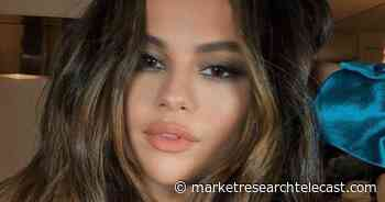 Selena Gomez with a new look, presents a spectacular platinum blonde - Market Research Telecast