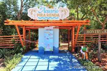 Paraguay: inauguraron un acuario Turístico en San Cosme y Damián - economis.com.ar
