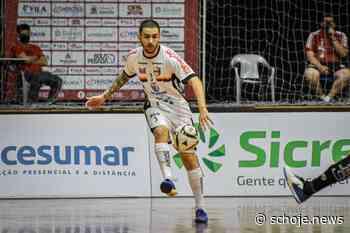 Blumenau enfrenta Carlos Barbosa fora de casa pela Liga Nacional de Futsal | SC Hoje News - SC Hoje News