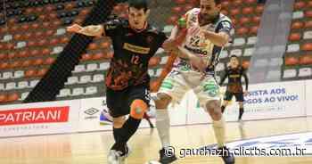 Em Carlos Barbosa, ACBF fica no empate com o Cascavel-PR - GZH