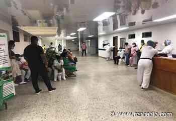 Hospital de Quibdó redujo sus camas UCI por no contar con tanques de oxígeno - RCN Radio