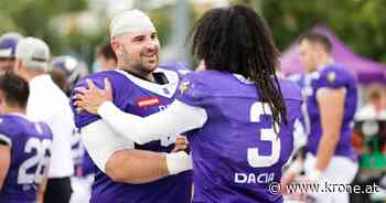 American Football - Vikings fixieren in AFL Play-offs mit Heimrecht - Krone.at