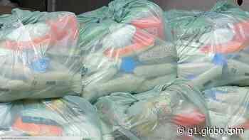Campanha solidária arrecada alimentos e cobertores em Itararé - G1