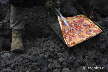 En Pizza Picaya, el horno es un volcán activo - cronica.gt