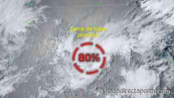 Clima: ¿Un nuevo huracán? Zona de baja presión en el Océano Pacífico mantiene 80% de probabilidad de desarrollo ciclónico - LINEA DIRECTA