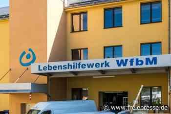 Neubau steht: Lebenshilfewerk packt in Olbernhau die Kisten - Freie Presse
