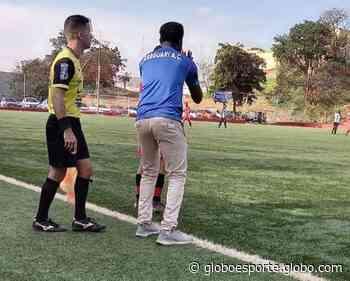Novo treinador do Araguari elogia postura do time na estreia do Mineiro sub-20 - globoesporte.com