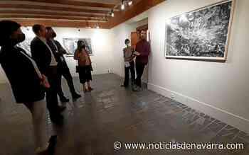 'Claustrofilia', en la Casa del Almirante, analiza la falsa seguridad de estar aislado - Noticias de Navarra