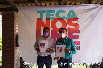 Candidato del PES se suma al Proyecto de Nacho Mier en Tecamachalco - Municipios Puebla