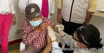 Rajados en Santander: Curití y Galán, los dos municipios más flojos en vacunación - Extra Bucaramanga