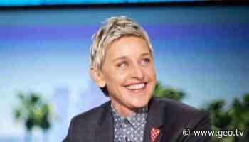 Ellen DeGeneres wishes Mark Wahlberg on his birthday in Boston accent - Geo News