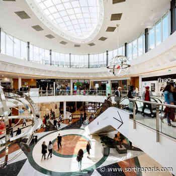 Evry 2, le centre commercial d'Evry-Courcouronnes (91) - Sortiraparis.com - sortiraparis