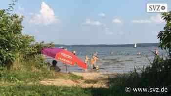 Plau am See: Strandbad startet mit Rettungsschwimmern in Badesaison | svz.de - svz – Schweriner Volkszeitung