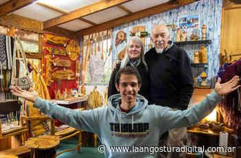 Los artesanos de Villa la Angostura, un estilo de vida - La Angostura Digital