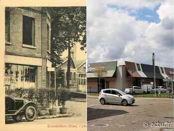 D'un siècle à l'autre : l'avenue Saget de Grandvilliers - actu.fr
