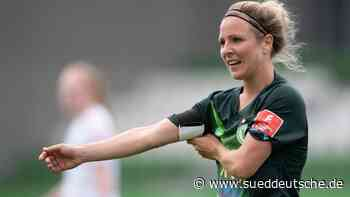 Nationalstürmerin Svenja Huth verlängert beim VfL Wolfsburg - Süddeutsche Zeitung - SZ.de