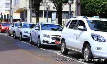 Pato Branco amplia de cinco para dez anos idade máxima para táxis em circulação - Diário do Sudoeste