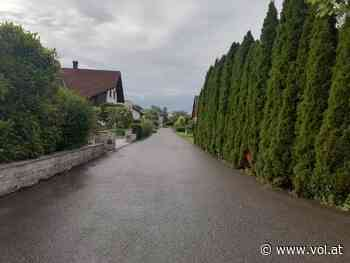 Meiningen investiert in Straßensanierungen - VOL.AT - Vorarlberg Online