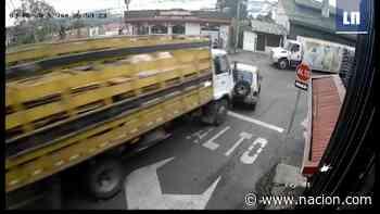 Cuatro fallecidos en triple choque en Cervantes de Alvarado, Cartago - La Nación Costa Rica