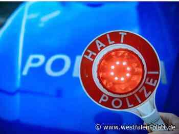 Gegen zwei Hauswände gefahren - Westfalen-Blatt
