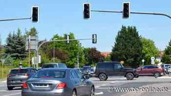 Rodgau: Ampel zur B45 fällt ständig aus: Großer Ärger bei Autofahrern - op-online.de