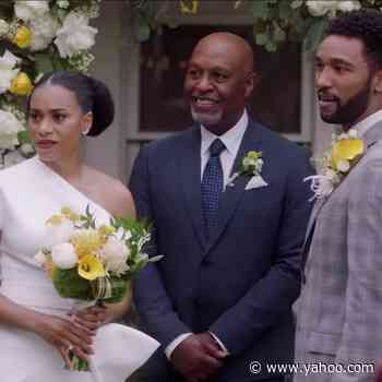 Grey's Anatomy 's Kelly McCreary and Anthony Hill Offer Some Promising Season 17 Finale Teases - Yahoo Entertainment