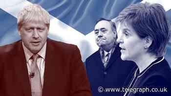 SNP wins Scotland as Nicola Sturgeon leads demands for indyRef2 - Telegraph.co.uk
