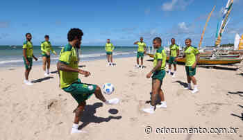 Após vitória pela copa do brasil, palmeira treina em Maceó-AL antes de volta a São Paulo-SP - O Documento