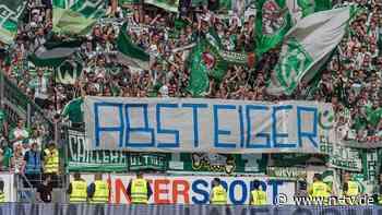 Erstaunliche Abstiegsparallele: Werder begeht Fehler wie der Hamburger SV - n-tv NACHRICHTEN