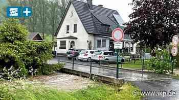 Bilanz nach Unwetter in Sundern: Wehr pumpt 60 Keller leer - WP News