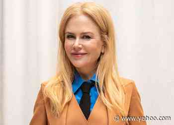 This Nicole Kidman Thriller Just Hit Netflix's Top 10 List—and It Looks So Intense - Yahoo Lifestyle