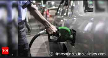Petrol crosses Rs 100/litre mark in 6 states/UTs