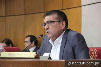 """Santacruz plantea proyecto que busca acabar con el """"negocio de desalojos de la Fiscalía y Policía"""" - Radio Ñanduti"""