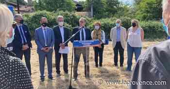 Le nouveau lycée de Lambesc annoncé en 2024 - La Provence