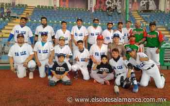 Valle de Santiago campeón invicto en Copa CODE 2021 de Béisbol - El Sol de Salamanca